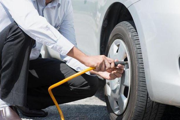 Flat Tire Help Huntington Beach