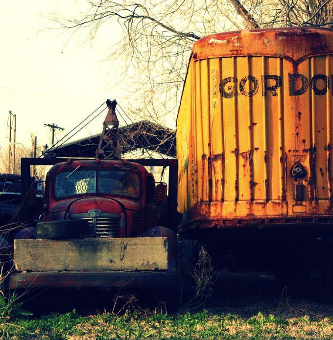 Unused vehicles